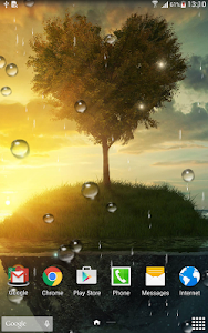 Romantic Live Wallpaper screenshot 9