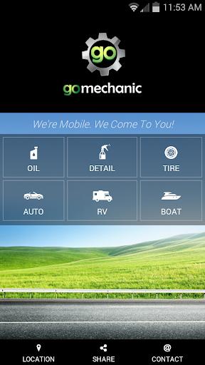GoMechanic - Mobile Mechanics