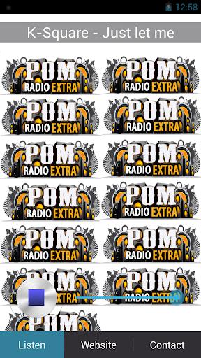 POM Radio Extra