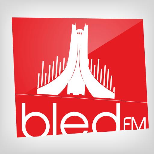 Bled FM LOGO-APP點子