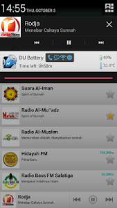 Muslim Radio screenshot 6
