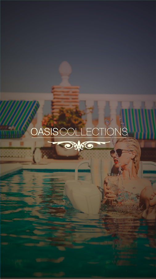 Oasis Collections- screenshot