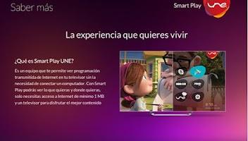 Screenshot of SmartPlay UNE (Artway)