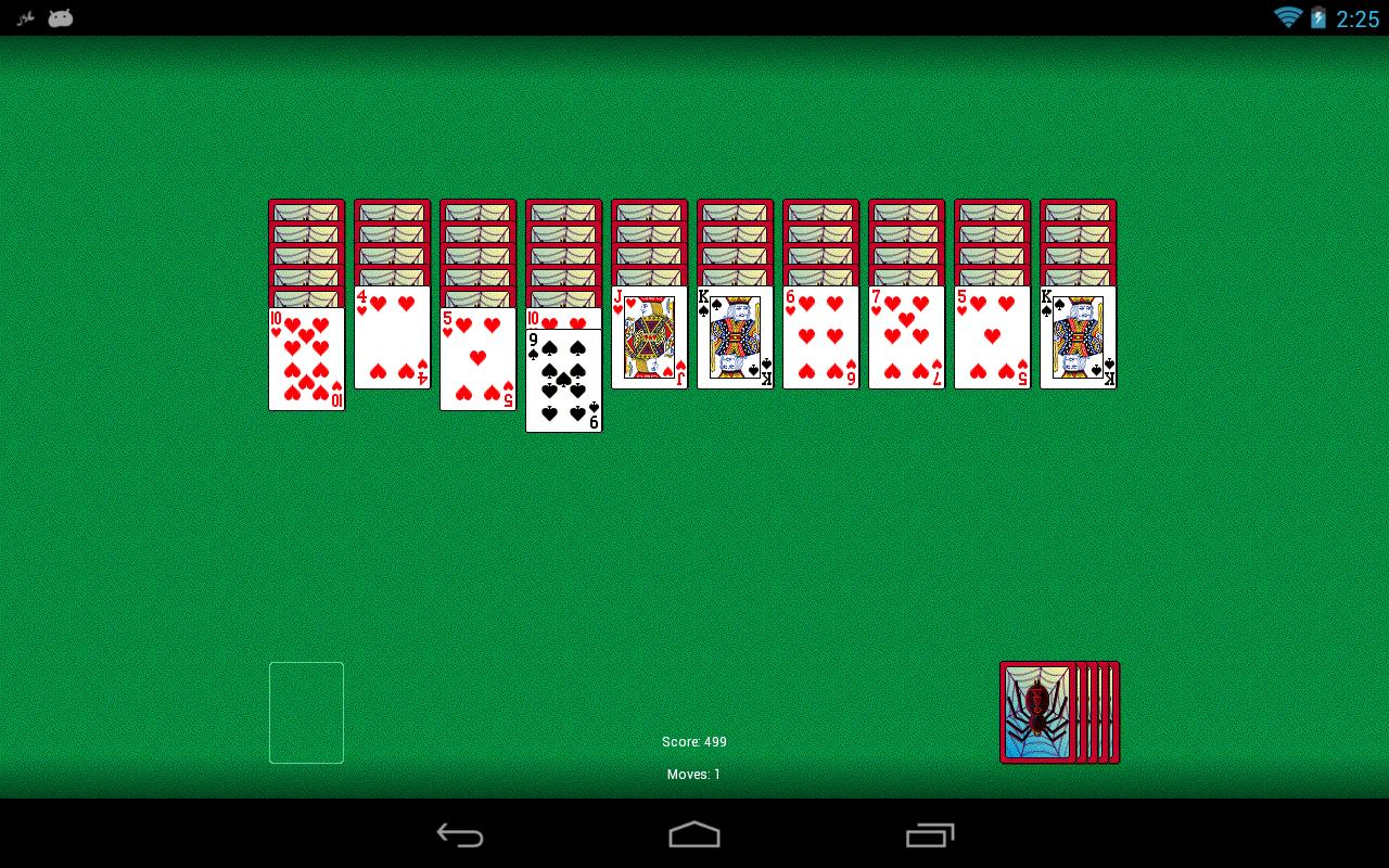 spider solitaire download kostenlos