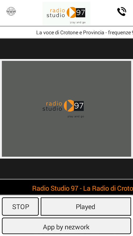 radio studio 97 app android su google play