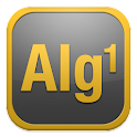 Algebra 1 Solver icon