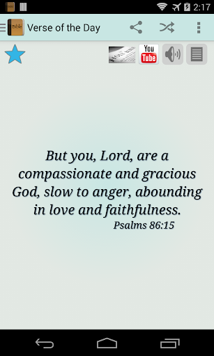 聖經每日詩篇