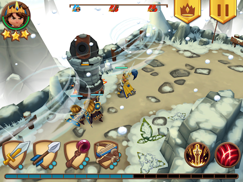 Royal Revolt! apk screenshot