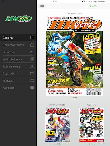 Moto Verte Magazine