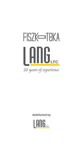 Fiszkoteka® Lang