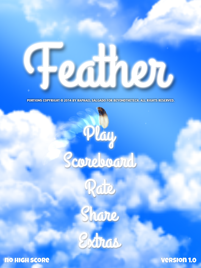 Feather- screenshot