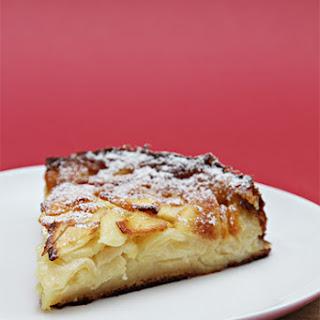 Tuscan Apple Cake