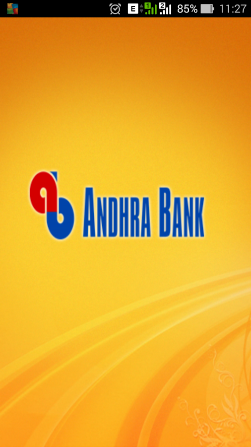 Andhra Bank- screenshot