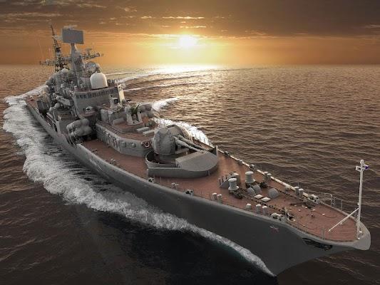 Ship Wallpaper - screenshot