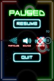 Glow Hockey 2 Screenshot 4