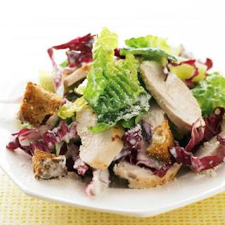 Buttermilk Chicken Caesar Salad