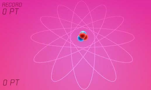 Atomic Nucleus 3d Free - screenshot thumbnail