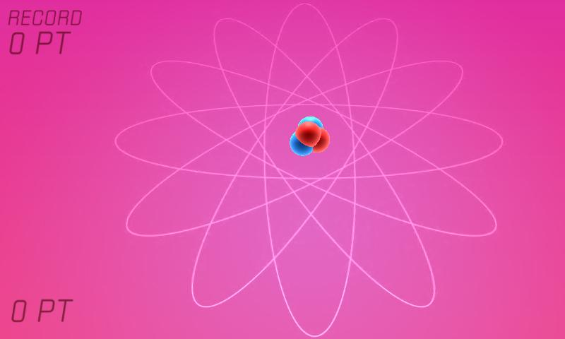 Atomic Nucleus 3d Free - screenshot
