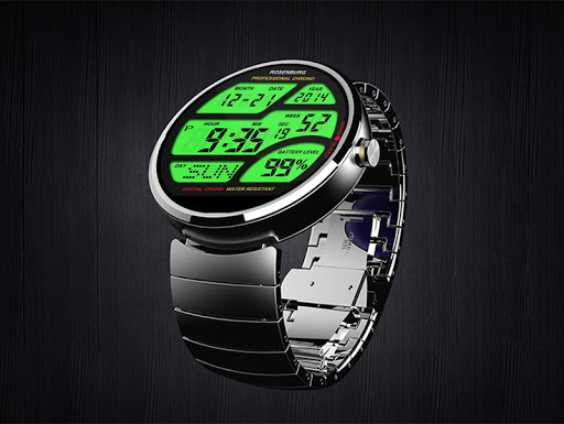 A41 WatchFace for Moto 360
