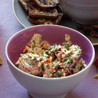 Tuna and Caper Dip.