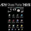 ADW Glass Plate Theme logo