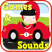Car Game For Toddlers- Free