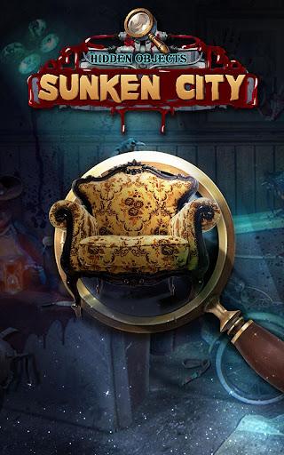 Hidden Objects - Sunken City