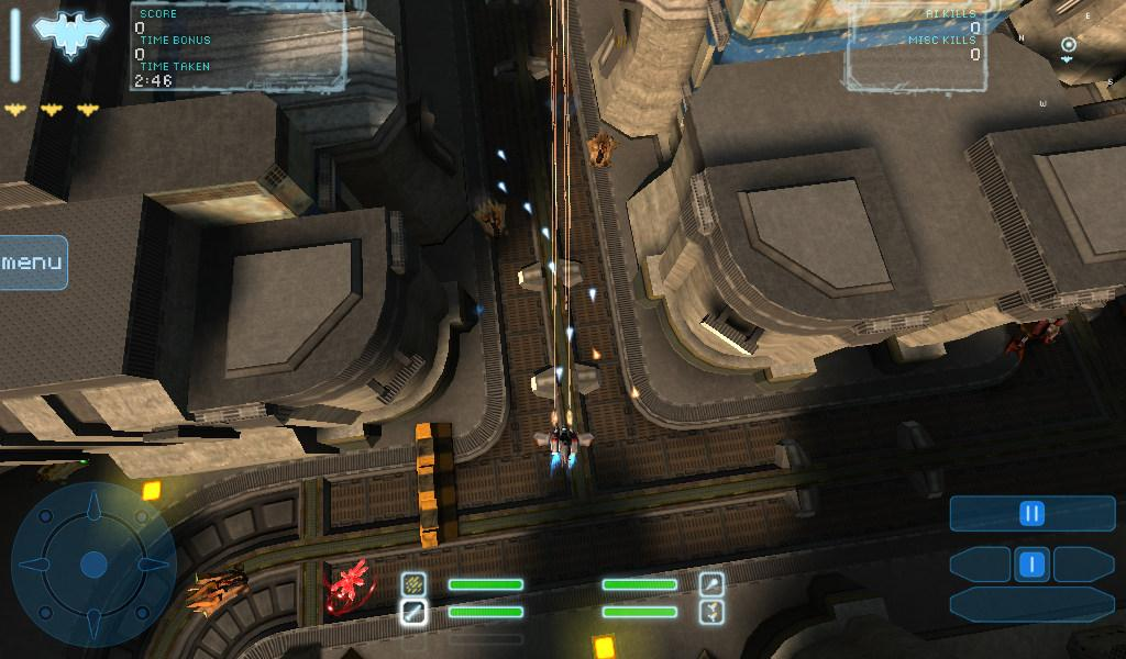 Steel Storm One- screenshot