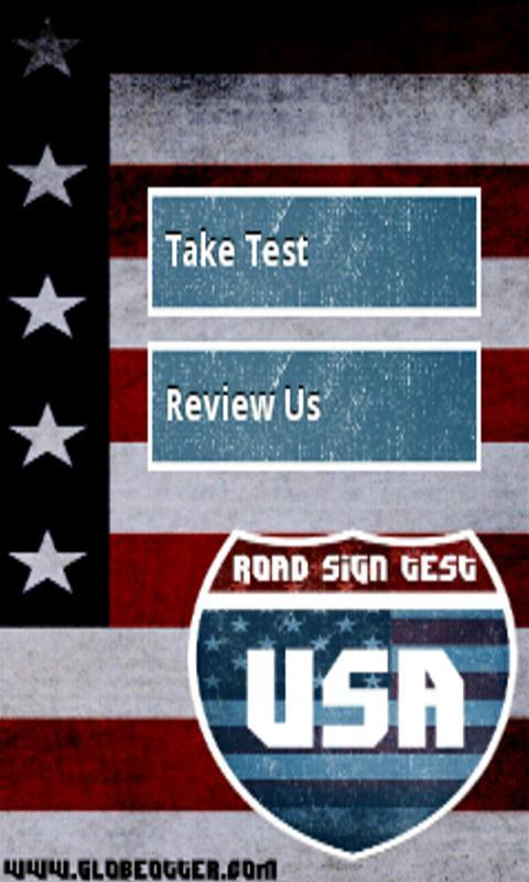 USA Road Sign Test- screenshot