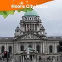 Belfast Street Map logo