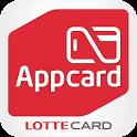 롯데앱카드 icon