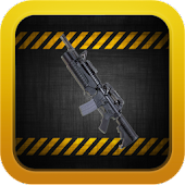 Army War Gun Live Wallpaper