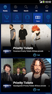 O2 Priority Moments - screenshot thumbnail