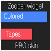 Colored tapes - Zooper skin