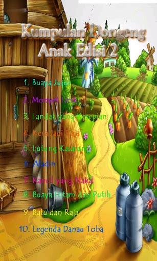 Game Edukasi-Dongeng Anak 2nd