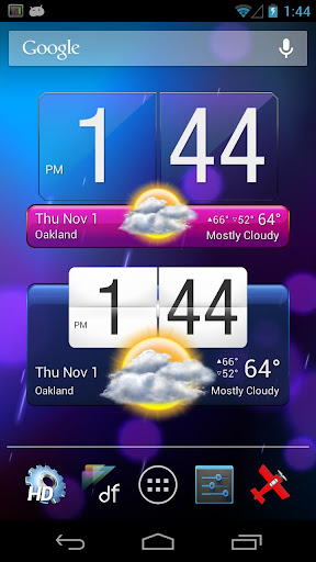 HD Widgets v3.10 Crack
