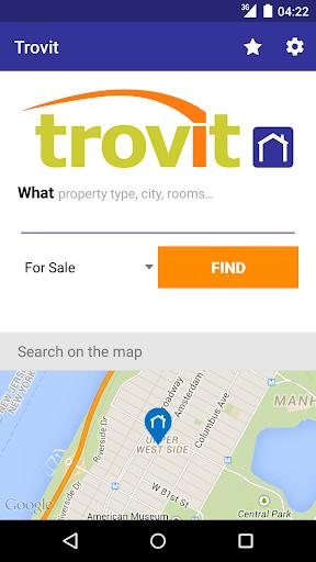 Trovit —不動產出售及出租