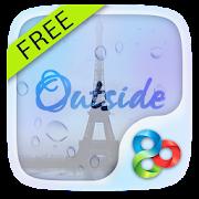 Outside GO Launcher Live Theme