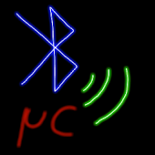 Bluetooth for microcontroller