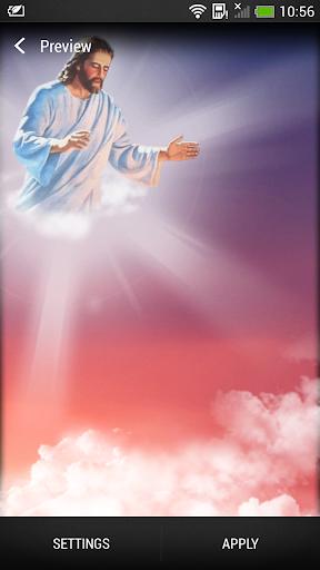 God Live Wallpaper 6.1 screenshots 5
