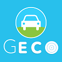 Geco - The eco driving guide icon
