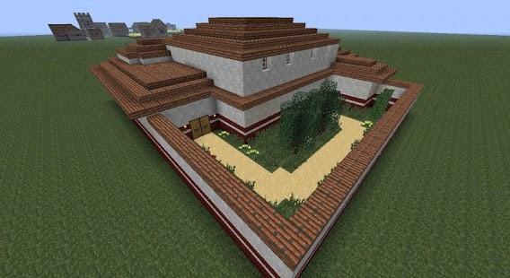 免費個人化App|Roman Villa of Minecraft|阿達玩APP