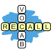 Vocab Recall Crossword