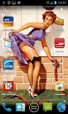 Pin-Up Plus Live-Wallpaper