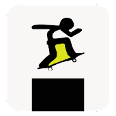 Stickman Skateboard Hero