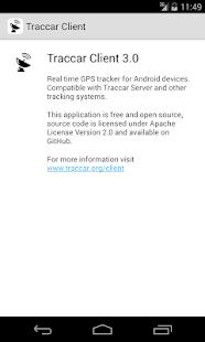 Traccar Client - screenshot thumbnail
