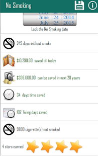 Quit Smoking - screenshot thumbnail