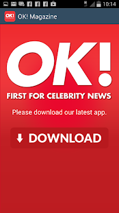 OK! Magazine Updater- screenshot thumbnail