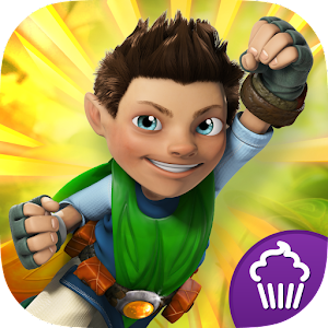 Tree Fu Tom Squizzle Quest 教育 App LOGO-APP開箱王