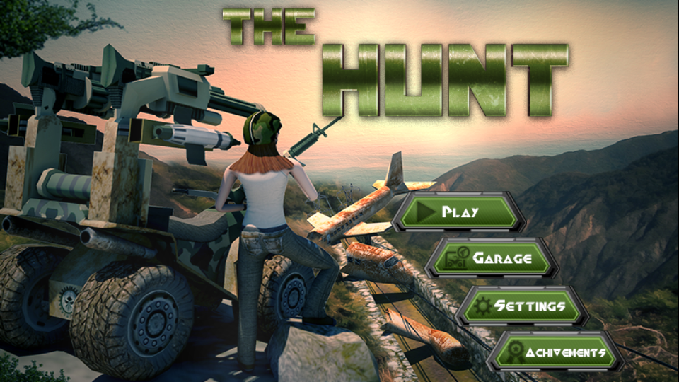 The Hunt 3D - screenshot